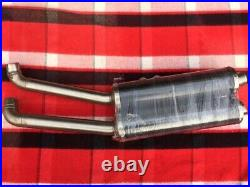 Ducati Exhaust, 2in2, Carbon, for ST2 & maybe other Models OEM Brandnew ORIGINAL
