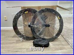 Enve 7.8 Wheelset Disc Brake Carbon Clincher Tubeless Brand New