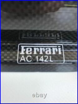 Ferrari 458 Italia Challenge OEM Carbon fibre airbox very rare! Brand new