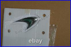 Genuine Mclaren MP4-12C Hood Carbon Fibre Emblem Badge 1211A9388CP Brand New
