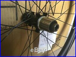 Hunt 48 Limitless carbon disc road wheels wheelset shimano/SRAM 700c BRAND NEW