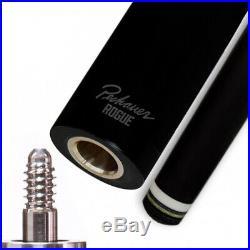 J. Pechauer JP21-Q Cue with Rogue 11.8mm Carbon Fiber Shaft- Brand New