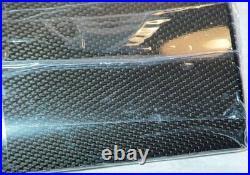 Jaguar OEM Carbon Fiber X-Type Dashboard Interior Trim Kit Brand New