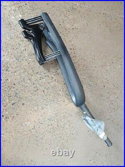 Lauf Grit SL Carbon fiber Gravel bike Suspension Fork 12mm Axle Brand New