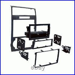 METRA 99-6519CF Mounting Installation Dash Kit CARBON FIBER SD/DD BRAND NEW