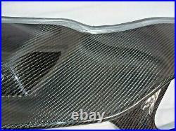 Mercedes-Benz OEM C190 AMG GT Carbon Fiber Rear Diffuser Brand New