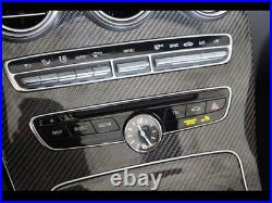 Mercedes-Benz OEM Genuine W205 C-Class AMG Carbon Fiber Dashboard Trim Brand New