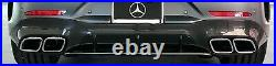 Mercedes-Benz OEM X290 AMG GT Sedan AMG Carbon Fiber Rear Diffuser Brand New