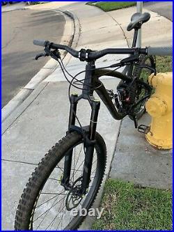 NS Bikes Snabb 160 Brand New DVO, Carbon, X1