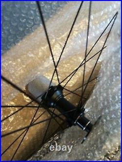 Prime Black edition 28 Carbon Rim Brake Wheelset Brand New clincher