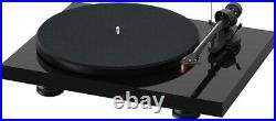 Project Debut Carbon Evo Turntable Gloss Black BRAND NEW