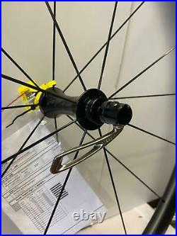 ROVAL RAPIDE CLX32 700C Carbon CLINCHER bicycle 11 speed wheelset BRAND NEW