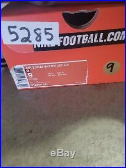 Rare! Brand New Nike Air Zoom Vapor Jet 4.2 D cleats size 9 carbon vapor