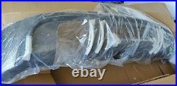 Rieger OEM Carbon Look Rear Apron Spoiler For BMW E85 E86 Z4 2006-2008 Brand New