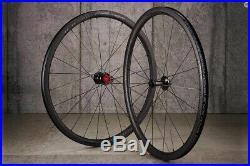 Roval CLX 32 Carbon /Disc Brake/Clincher Wheelset Tubeless Brand New Take-Off