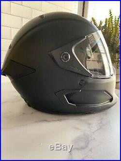 Ruroc Atlas Core 1.0 Carbon Helmet Brand New Never Used