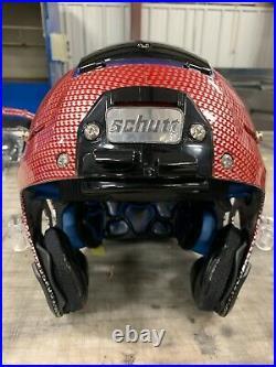 Schutt F7 VTD Professional Series Custom Painted and Carbon Fiber Brand New