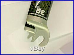 Seven Cycles 5-E Carbon Fiber Fork Uncut Brand New