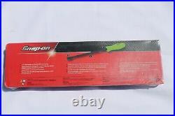 Snap On Carbon Scraper Set 3 pc. Green Hard Handle Rare Brand New CSA300AG
