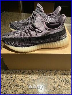 Yeezy Boost 350 V2 Carbon SIZE 10.5 BRAND NEW With Tag DS
