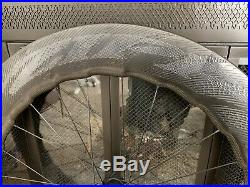 Zipp 858 NSW Carbon Disc Front Wheel Brand New